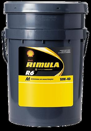 Shell Rimula R6 M 10W-40 (20 л.)