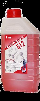 Антифриз красный G12 (1кг)