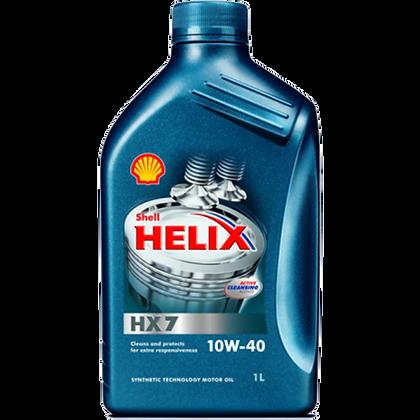 Shell Helix HX7 10w-40 (1л)