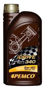 PEMCO iDRIVE 340 SAE 5W-40 (1 л.)