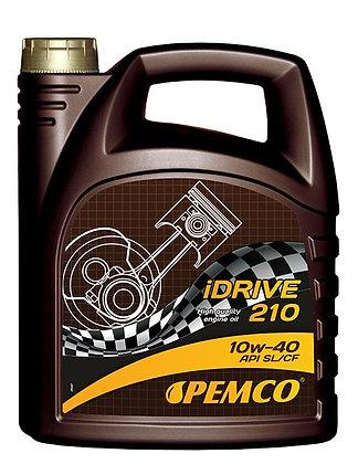 PEMCO iDRIVE 210 SAE 10W-40 (4 л.)