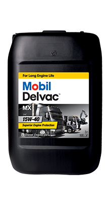 Mobil Delvac MX 15w-40 (20 л.)