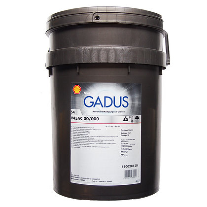 Shell Gadus S4 V45AC 00/000 (18 кг.)