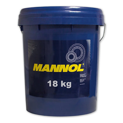Mannol Universal Multi-MoS2 Grease EP-2 (18 кг.)