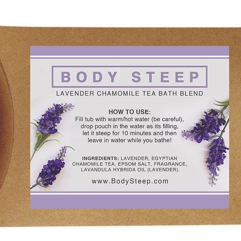 Lavender Chamomile Tea Bath Blend