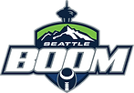 Seattle Boom Logo - Casade Flag Football