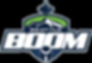 Seattle Boom Logo - Cascade Flag Football Association