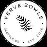 verve bowls - white round bg - transpare