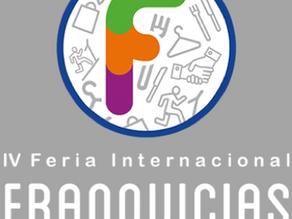 Participação na IV Feira Internacional de Franquias em Santiago no Chile