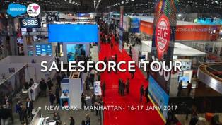 NRF Salesforce Tour