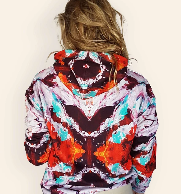 colourful-warrior-hoodie-beautiful-print