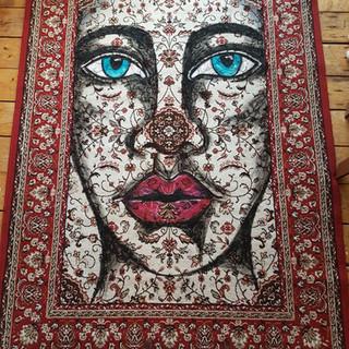 Perzisch tapijt 160 x 225