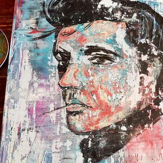 Elvis 115 x 75