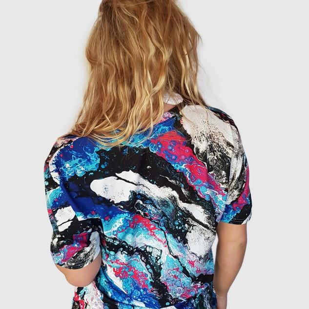 Oceaan T-Shirt back