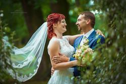 Svatební fotografování Telč