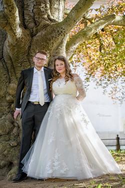 Svatba kostel U Jakuba Jihlava