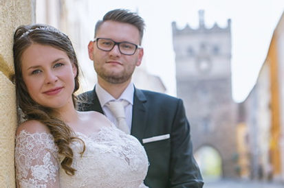 Svatba - Marta & Mira - Modletnín