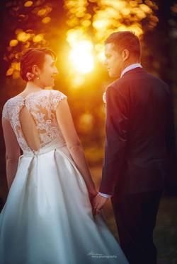 Svatba zámecký park Velké Meziříčí