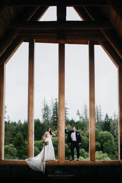 Svatba Hospodářský Dvůr Bohuslavice, Ptačí dům