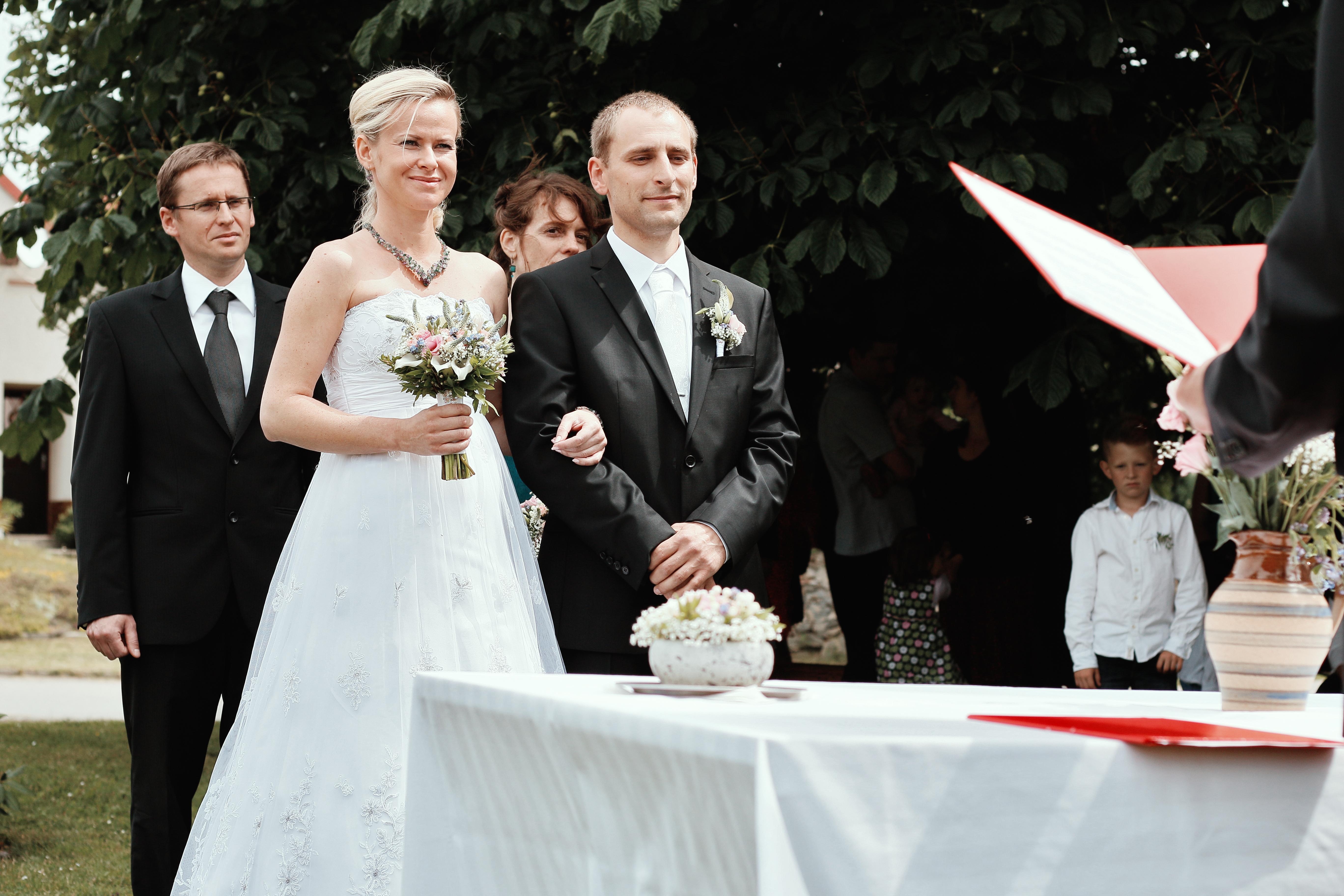 Svatba Hospodářský dvůr Bohuslavice
