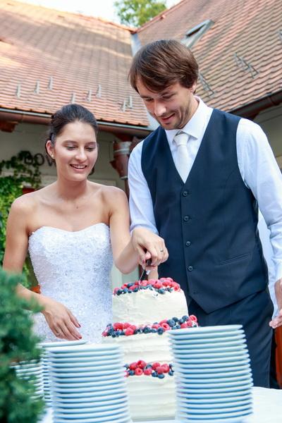 Svatba Hotel U Hraběnky Telč