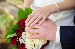 Svatba zámecký park Třešť
