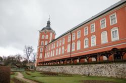 Svatba zámek Kamenice nad Lipou