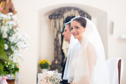 Svatba Svatý kříž