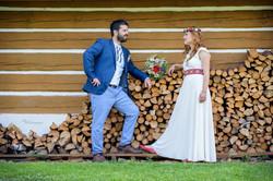 Moravská folklórní svatba