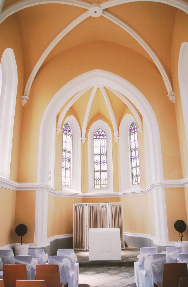 Kostel Sv. Kříže Pelhřimov