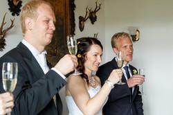 Svatba hotel Tři Věžičky