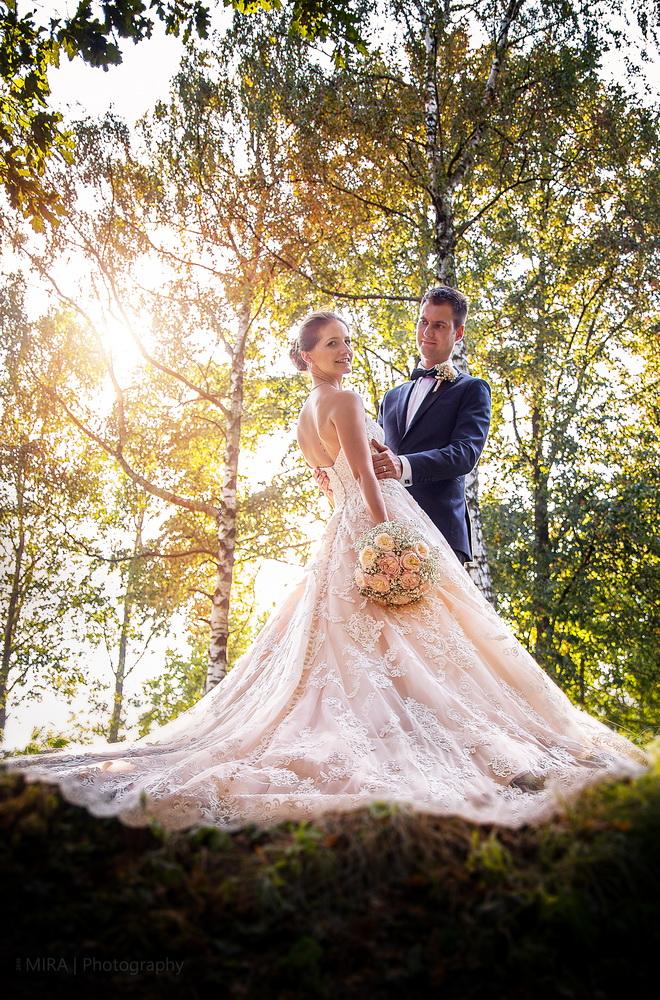 Svatba Okrouhlička