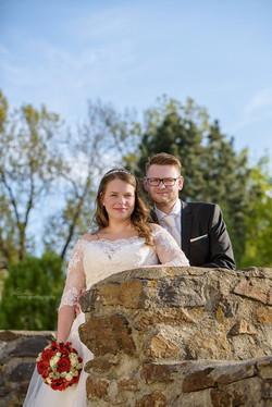 Svatba hradby Jihlava