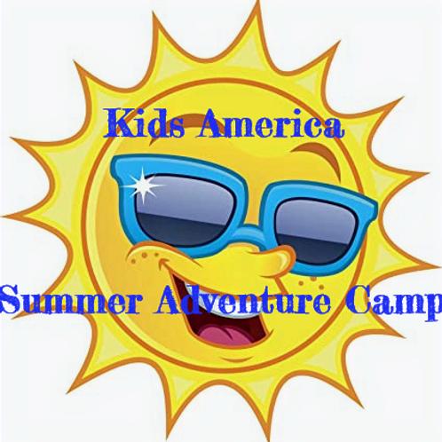 2021 KA Summer Adventure Camps:  Various Dates