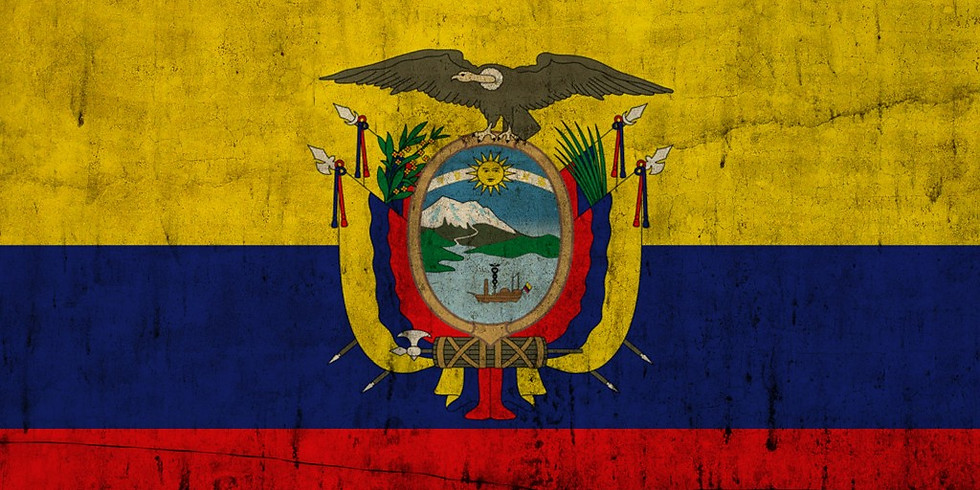 Survey Trip, Ecuador