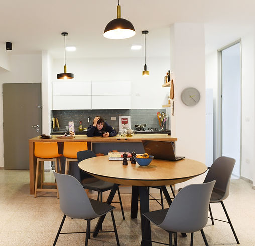 מעצבת פנים בירושלים, עיצוב דירות קבלן, עיצוב בתים פרטיים, עיצוב דירות קטנות