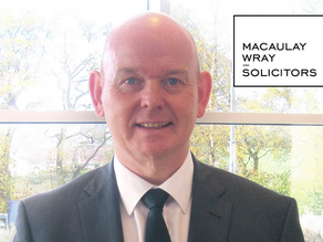 """Macaulay Wray Solicitors Case Study - """"Riada Deliver Quality Candidates"""""""
