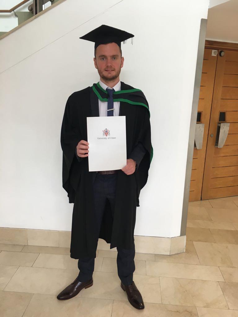 2018-07-06 Luke's Graduation