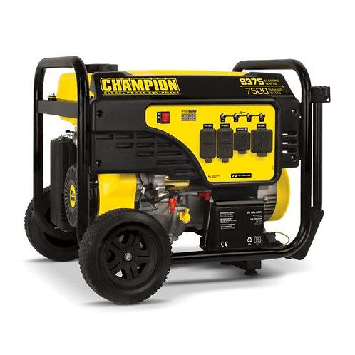 7500-Watt Generator Model #100538