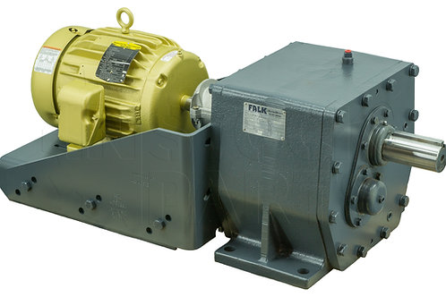 Falk UltraMax Concentric Helical Gear Reducers