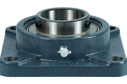 4 Bolt Flange Bearings With Ball Bearing Inserts