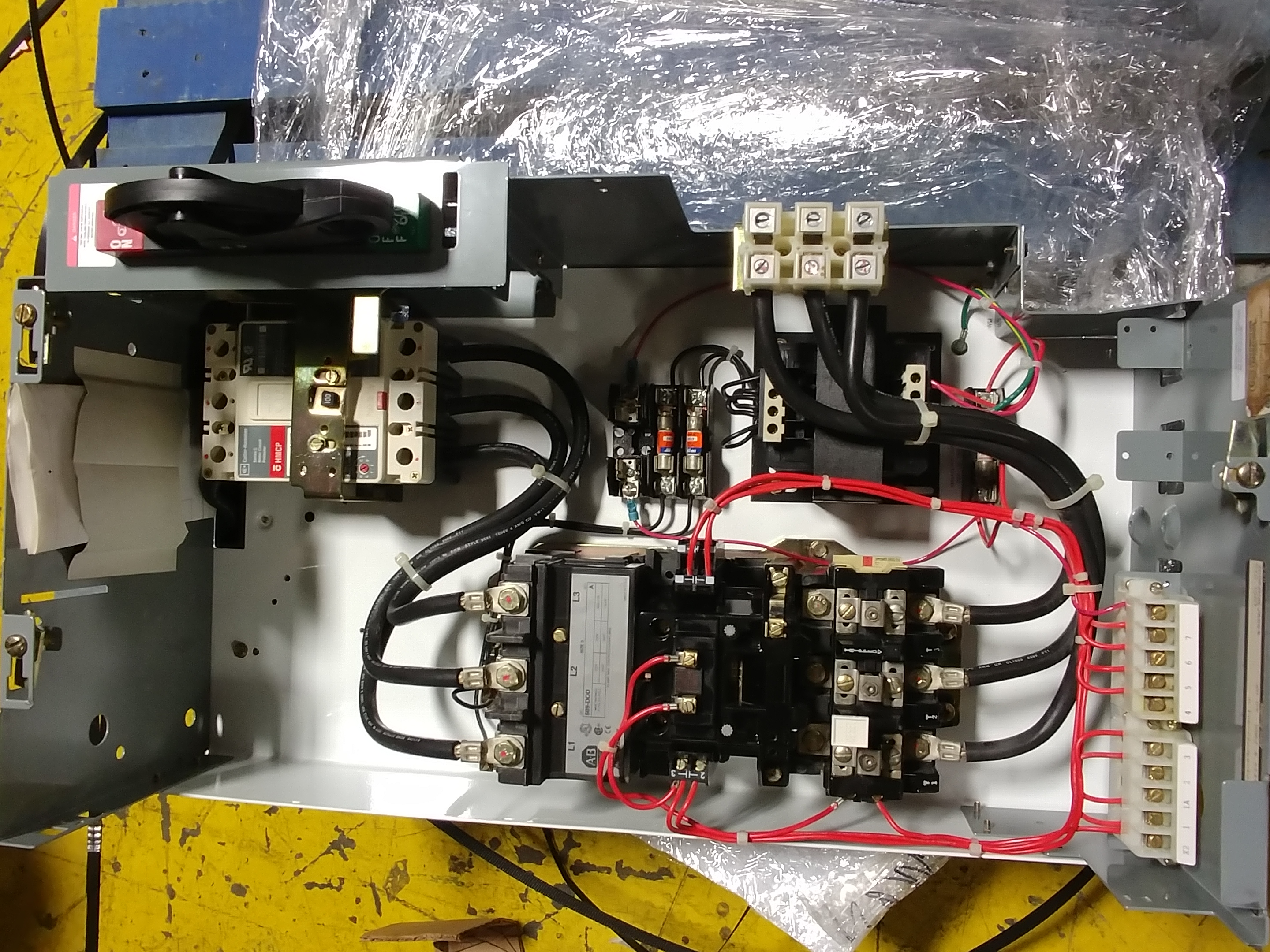 RECONDITIONED ALLEN BRADLEY CENTERLINE S