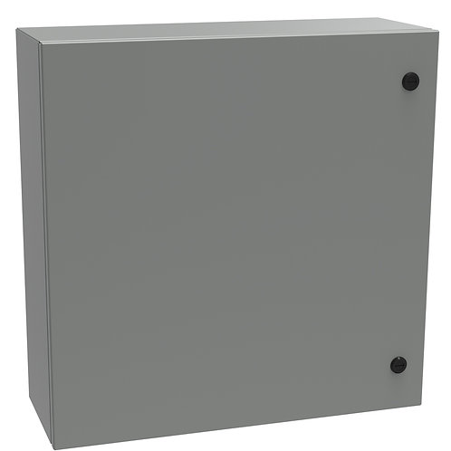 Hammond Eclipse, Type 4, 12, 3R Steel Wall Mount Enclosure