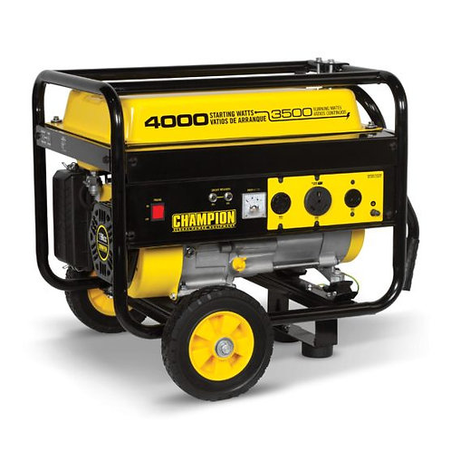 3500-Watt Generator Model #46597