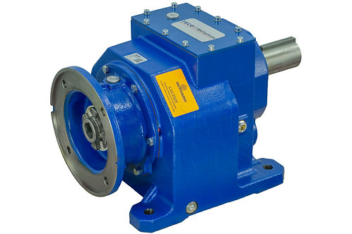 Motorvario Helical Gear Reducers