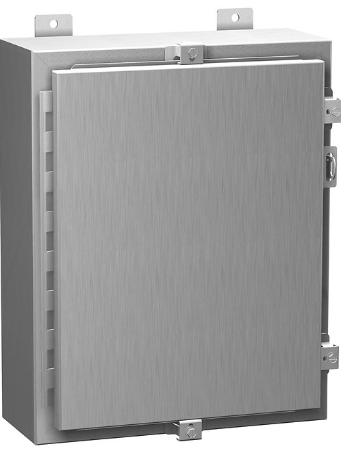 Hammond 1418 N4 SS, Type 4X Stainless Wallmount Enclosure