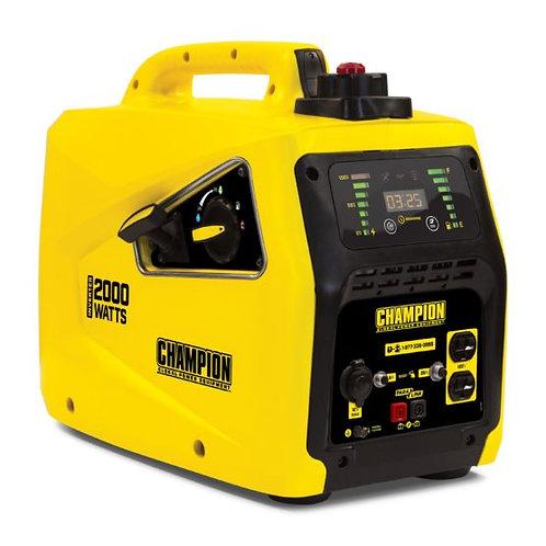 2000-Watt Inverter Generator Model #100306