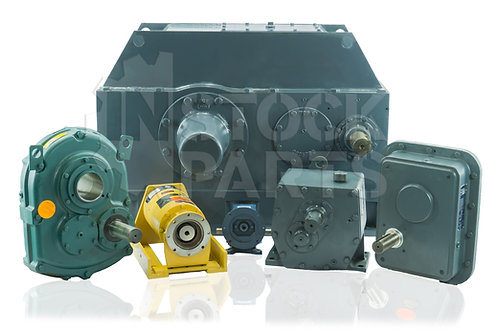 New Surplus & Rebuilt Gear Reducers
