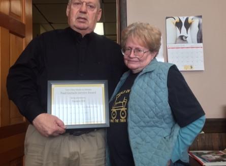 Paul Gerlach Service Award