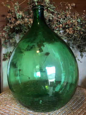 French green large bottle